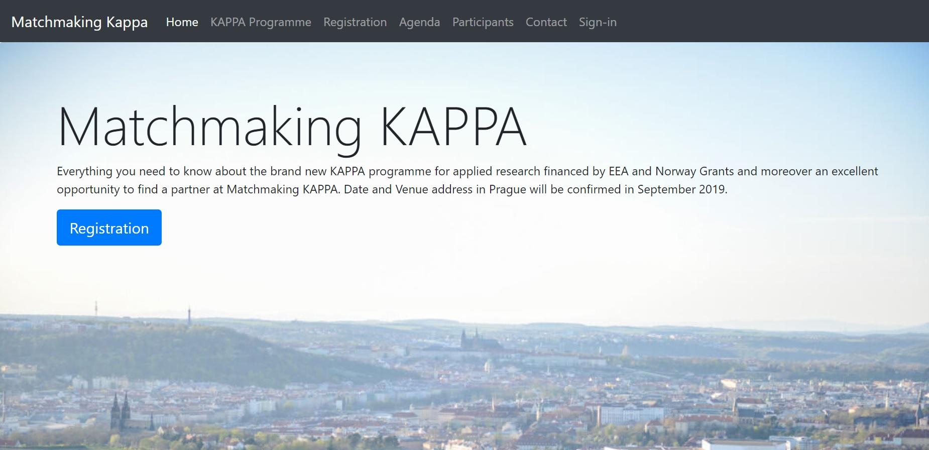 matchmaking kappa app